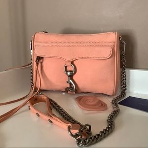 Rebecca Minkoff Mini M.A.C. Leather Crossbody Bag